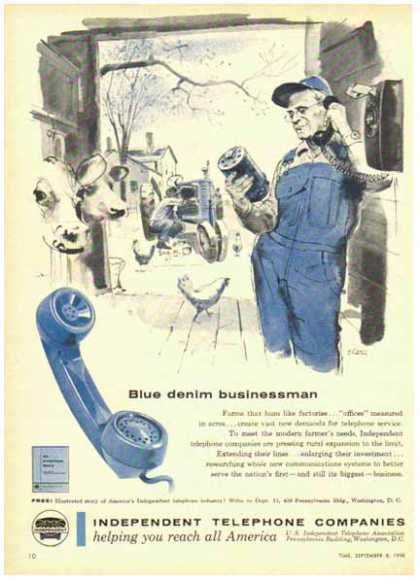 Independent Telephone Companies